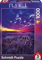 Sunrise, 1000 pcs - Puzzels
