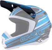 O'Neal 2 Series Helmklep-Holeshot Black/White