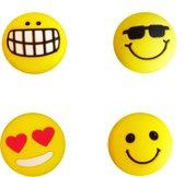 Tennisdemper per 4 ex. - Smiley's