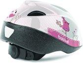 Helm Bobike Sweet Meisjes wit/roze XS Kind 8740200011