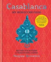 Boek cover Casablanca van Nargisse Benkabbou