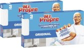 Mr Propre - Wondergum Original - 6 stuks (2x3)