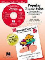 Popular Piano Solos Level 5 CD