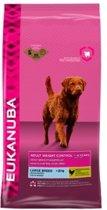 Eukanuba Dog Adult - Large Breed - Weight Control - Hondenvoer - 3 kg