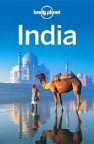 Omslag van 'Lonely Planet India'