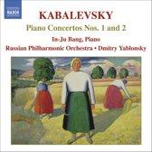 Kabalevsky: Piano Concertos No