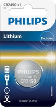 Philips Lithium CR2450 - blister 1