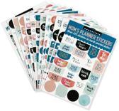 Essentials Mom's Planner Stickers (Set of 575 Stickers)