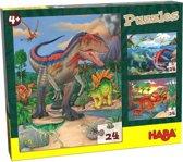 HABA Puzzels - Dinosaurussen