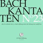 Bach Kantaten N 23