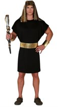 Farao Kostuum Zwart
