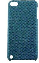 Ipod Touch 5 / 6 hoesje Bling Blauw - Hardcase - Jongen