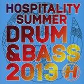 Hospitality: Summer D&B 2013