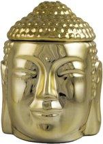 Scentchips Buddha Hoofd Goud - Keramiek