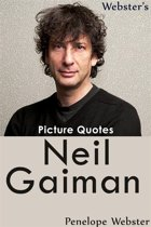 Webster's Neil Gaiman Picture Quotes