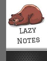 Lazy Notes