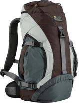 Active Leisure Broxon - Backpack - 20 Liter - Chocolate/Charcoal