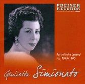 Giulietta Simionato - Portrait Of A Legend Aufnahmen 19