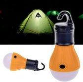 LED lamp voor in de tent / Camping kamperen / Werkt op batterijen