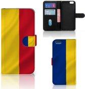 Apple iPhone 7 Plus   8 Plus Bookstyle Case Roemenië