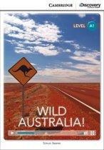 Cambridge Discovery Readers A1: Wild Australia! book + online access