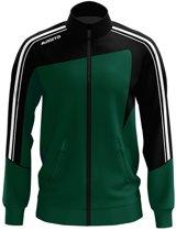 Masita Forza Trainingsjack - Jassen  - groen - XXXL
