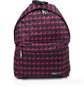Adventure Bags Uni - Rugtas - M - Paars Print