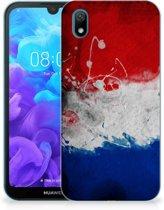 Huawei Y5 (2019) Hoesje Nederlandse Vlag