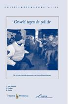 Politiewetenschap 70 - Geweld tegen de politie