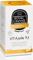 Royal Green Vitamine D3 300 IE 120 tabletten