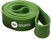 RS Sports Power band l Weerstandsband l Resistance band - heavy - groen