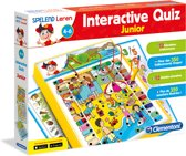 Clementoni - Spelend Leren - Interactive Quiz Junior - Educatief spel