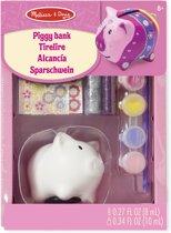 Melissa & Doug - Piggy Bank - Knutselset