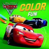 Kleurboek Cars 3 color fun