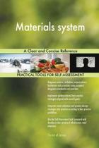 Materials System a Clear and Concise Reference