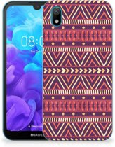 Huawei Y5 (2019) TPU bumper Aztec Purple