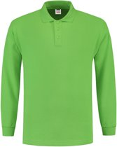 Tricorp Polosweater - Casual - 301004 - Limoengroen - maat XXL