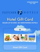 Fletcher Hotel Giftcard - 100 euro