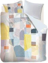 Kardol & Verstraten Papercut - Dekbedovertrek - Lits-jumeaux - 240x200/220 cm - Pastel