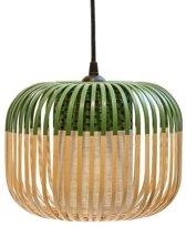 Forestier Bamboo Light Hanglamp Extra Small Groen