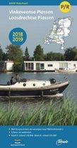 ANWB waterkaart P/R - Vinkeveense+Loosdrechtse Plassen 2018/2019