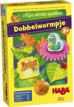 HABA Spel - Mijn eerste spellen - Dobbelwormpje