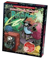 Dungeons & Dragons Vs Rick and Morty (D&d Tabletop Roleplaying Game Adventure Boxed Set)