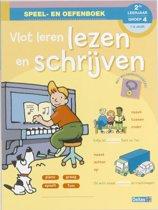 Speel- en oefenboek met beloningsstickers - Vlot leren lezen en schrijven (7-8 j.)