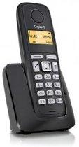 Gigaset A120 - Single DECT telefoon - Zwart