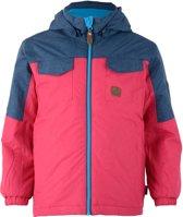 Color Kids Tromsoe Wintersportjas - Maat 152  - Unisex - roze/blauw
