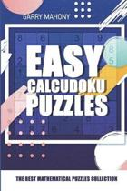 Easy Calcudoku Puzzles