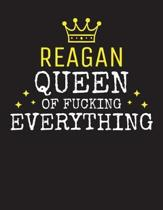 REAGAN - Queen Of Fucking Everything
