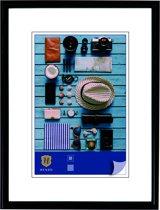 Fotolijst - Henzo - Napoli - Fotomaat 30x45 - Zwart