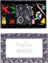 Happy Socks 3-Pack Gift Box Snoop Dog Collabs Maat 41-46